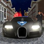Mad Police Driver Fury 3D icon