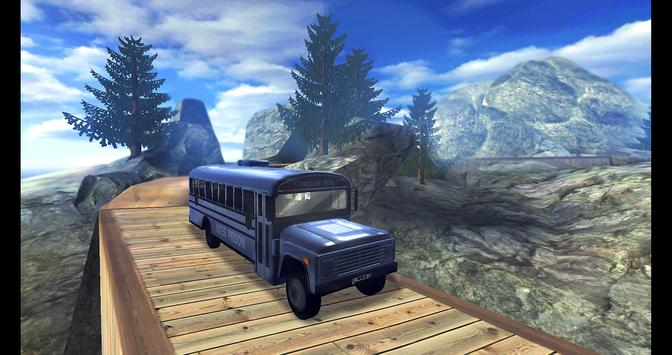 Police Prison Bus Hill Driver apk screenshot