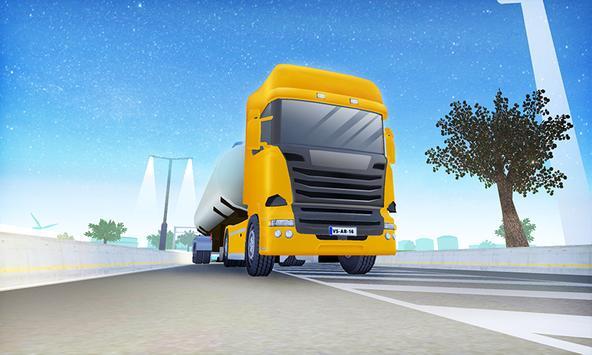Premium Truck Simulator Euro apk screenshot