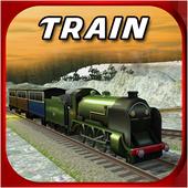 Russian Speed Train Simulator icon