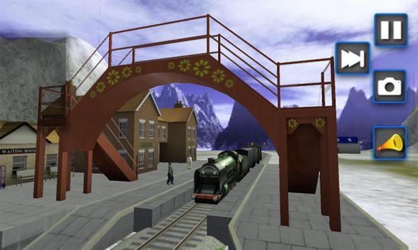 Russian Speed Train Simulator apk screenshot