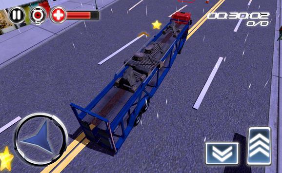 Raft Transport Simulator 3D apk screenshot