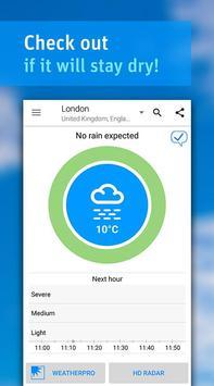 RainToday screenshot 2