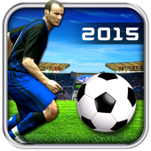 Real 3D Football: Soccer Game icon