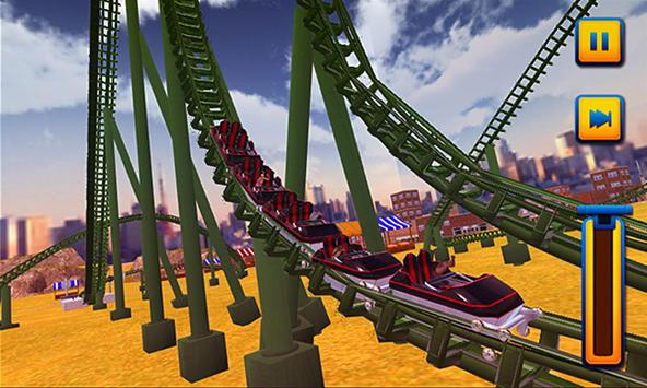Roller Coaster 3D Simulator screenshot 15