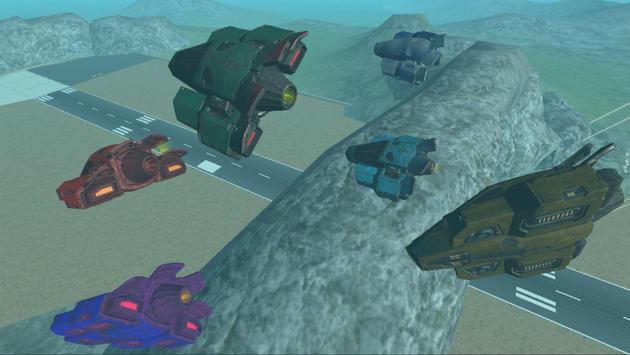 Sunken Underwater Hybrid Car screenshot 6