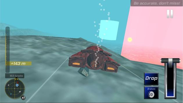 Sunken Underwater Hybrid Car screenshot 3