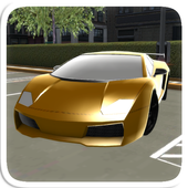 Supercar Parking Valet Boy icon