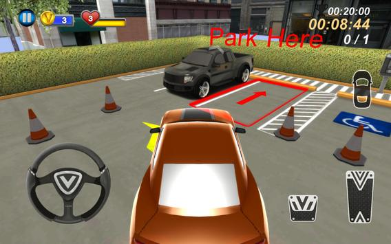Supercar Parking Valet Boy screenshot 8