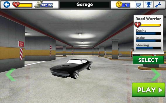 Supercar Parking Valet Boy screenshot 9