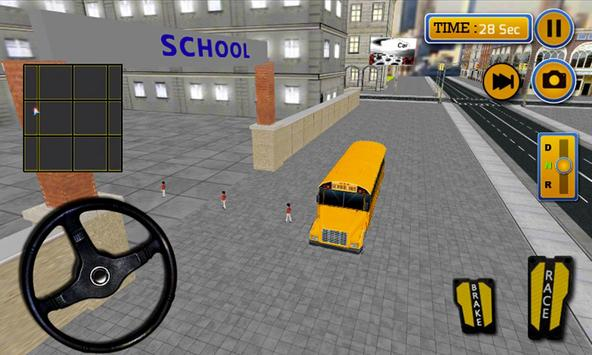 School Bus : Kids Transporter apk screenshot