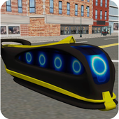 Sci Fi Chicago Limo Simulator icon