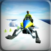 Snowmobile Park Horizon Dawn icon