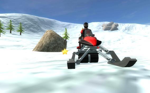 Snowmobile Park Horizon Dawn screenshot 3