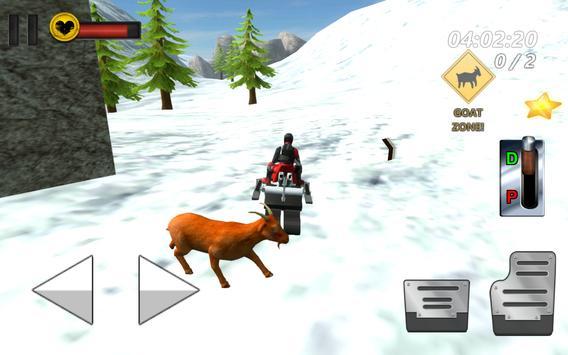 Snowmobile Park Horizon Dawn screenshot 5