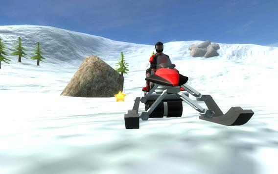 Snowmobile Park Horizon Dawn screenshot 7