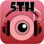 Touch Music 5th Wave(NEW) icon