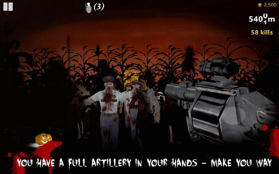 Zombie Zone: Undead Survival apk screenshot