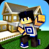 Block Builder - Man's House icon