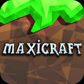 MaxiCraft - Free Miner! icon