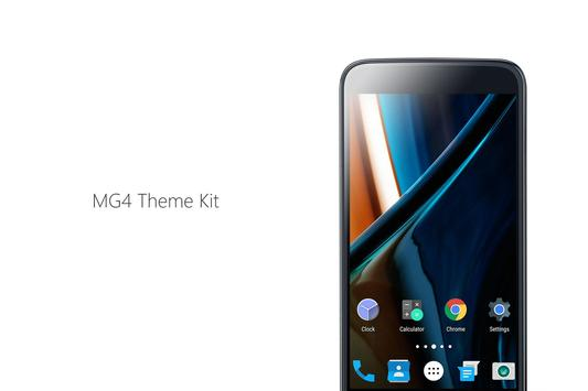 MG4 Theme Kit apk screenshot