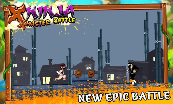 Ninja Master Battle poster