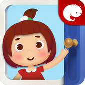 Family in Puzzle House icon