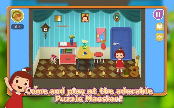 Family in Puzzle House apk screenshot