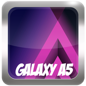 Galaxy A5 Wallpapers icon