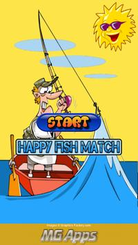 Happy Fish Match poster