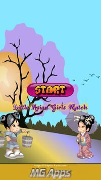 Little Asian Girls Match poster