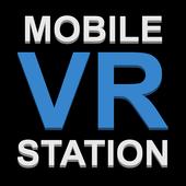 Mobile VR Station 아이콘