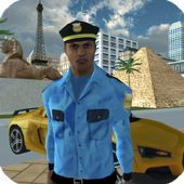 Vegas Crime Simulator Police icon