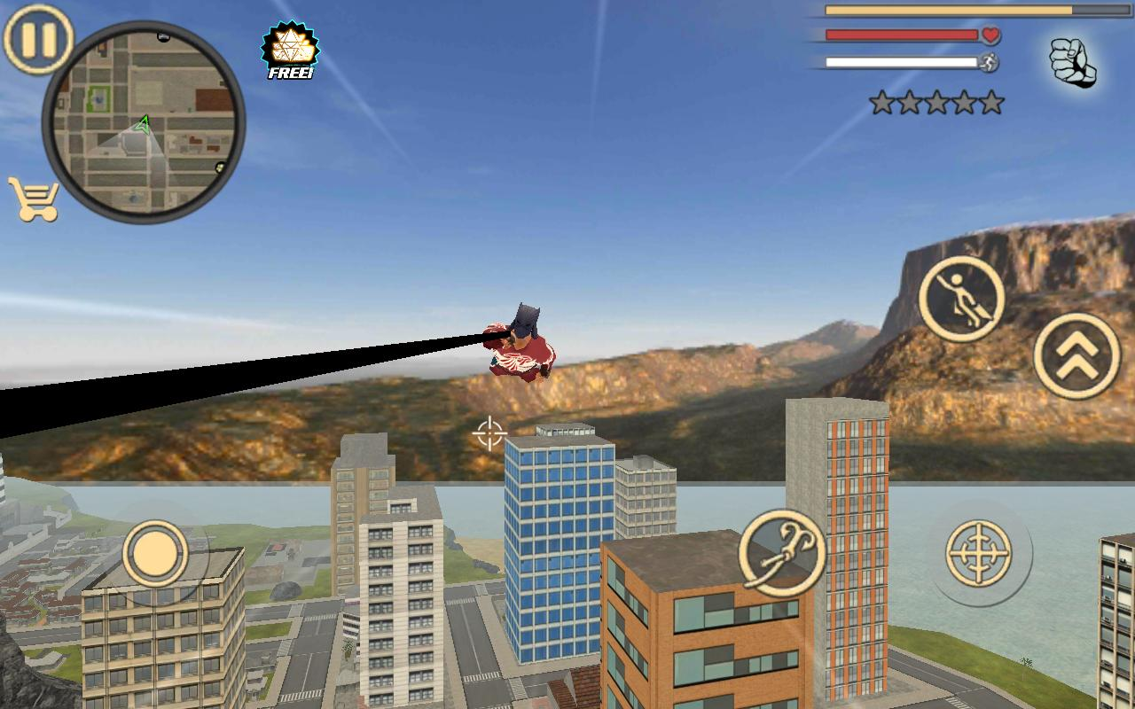Rope hero vice town apk download for android
