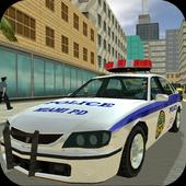 Miami Crime Police icon