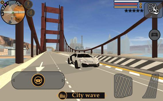 Vegas Crime Simulator apk تصوير الشاشة