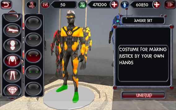 Rope Hero screenshot 1