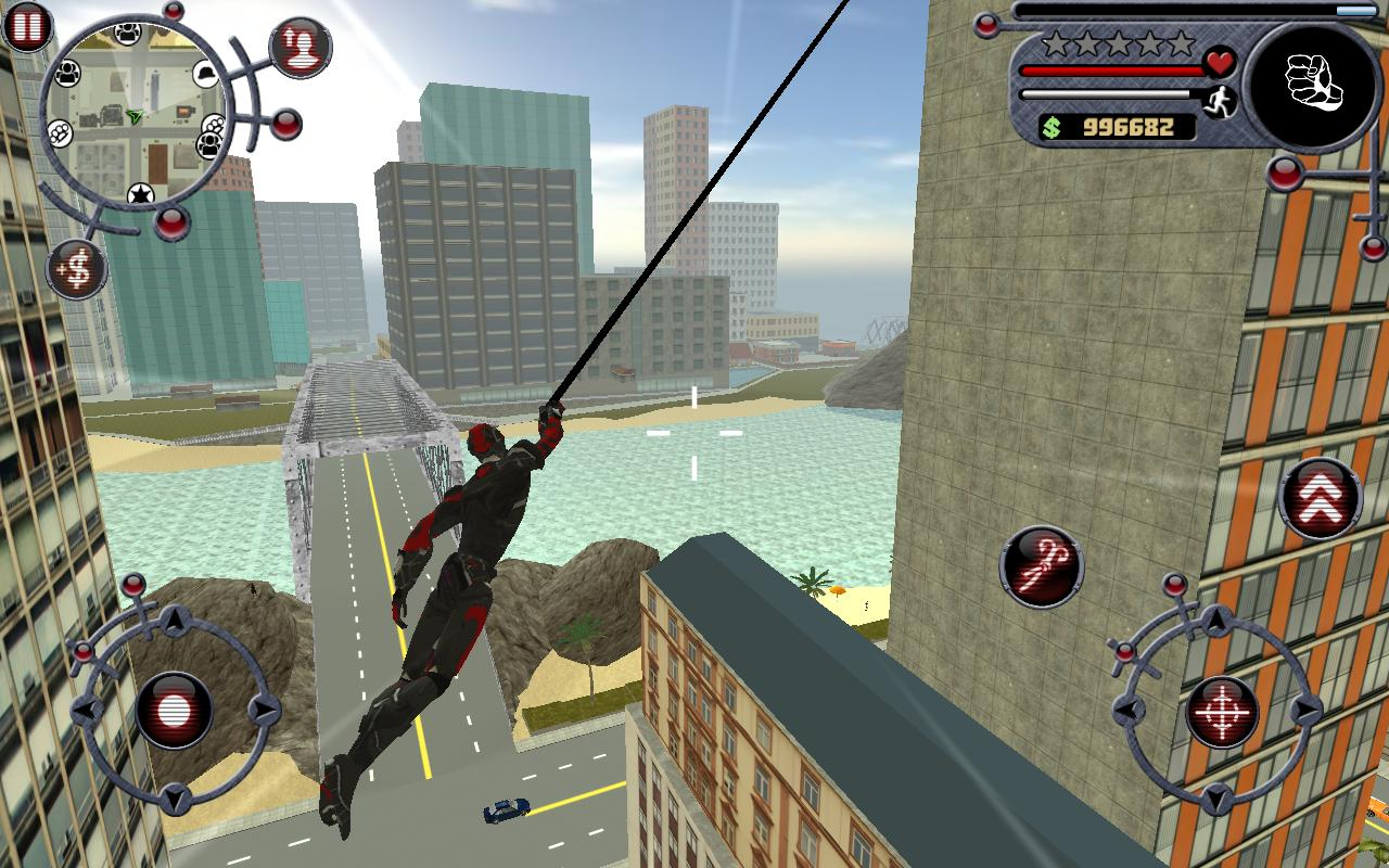 Rope Hero for Android - APK Download