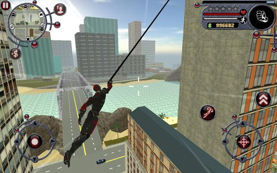 Rope Hero screenshot 8
