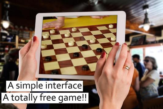 Checkers free : Draughts game screenshot 3