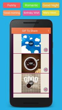 Gif for whatsapp 💕 screenshot 17