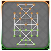 Sholo Guti 16 Beads - tiger trap icon
