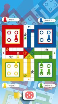 Ludo master's board - Ludo game poster