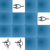 MemGame 01 - Electrical symbols icon