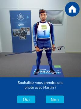 Le Défi Martin Fourcade MGEN screenshot 1