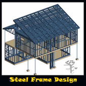 Steel Frame Design: Best icon