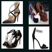Design High Heels icon
