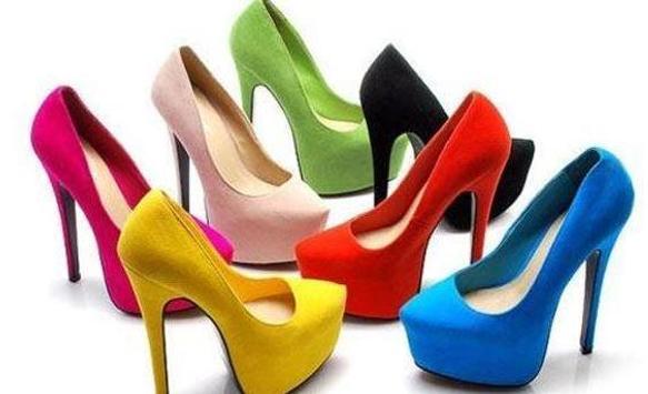 Design High Heels poster