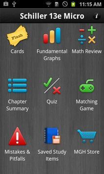 Study Econ Schiller 13e apk screenshot