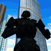 Police Robot icon